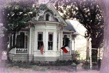 Magnolia Oaks B&B, Columbus Texas