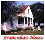 Franciska's House - a Stiles Family property in Texas