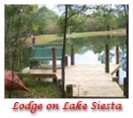 Lodge on Lake Siesta